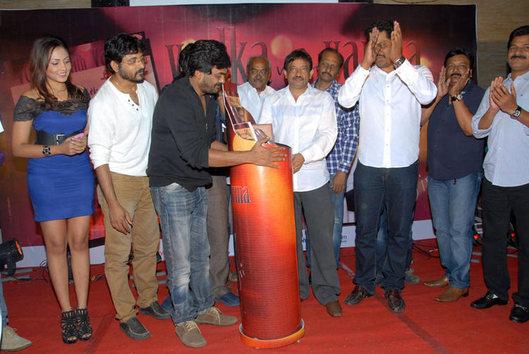 Puri Jagannath Launches At Vodka With Varma Book Launch
