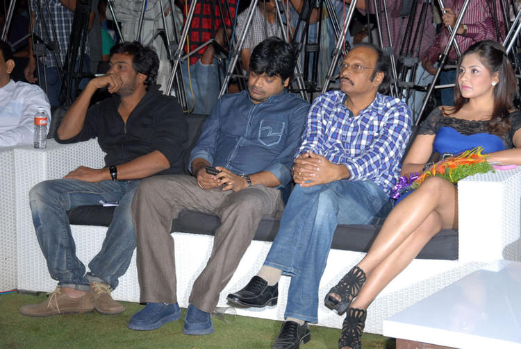 Puri Jagannath,Harish And Madhu Attend The At Vodka With Varma Book Launch Event