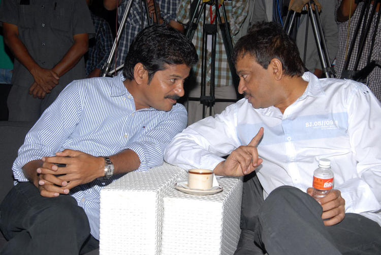 Ram Gopal Varma Discussion Still At Vodka With Varma Book Launch
