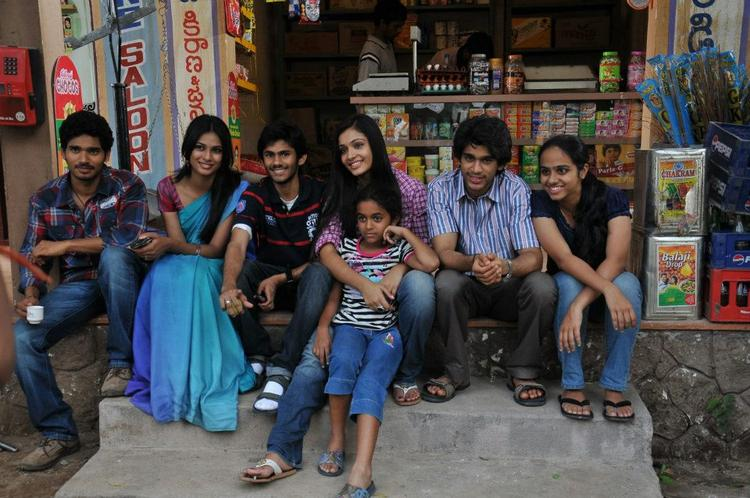 The Team Of Movie Life Is Beautiful  Smiling Pose Photo Clicked