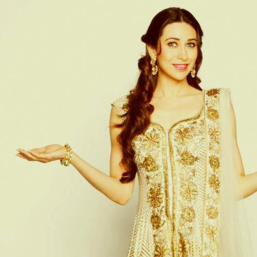 Karisma Stunning Look Shoot For Neeru Emporio Wedding Collection