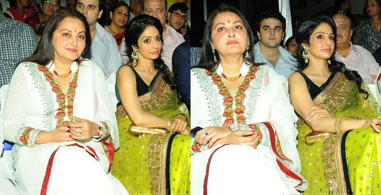 Sridevi And Jaya Attend The Inauguration Of The INOX Theater