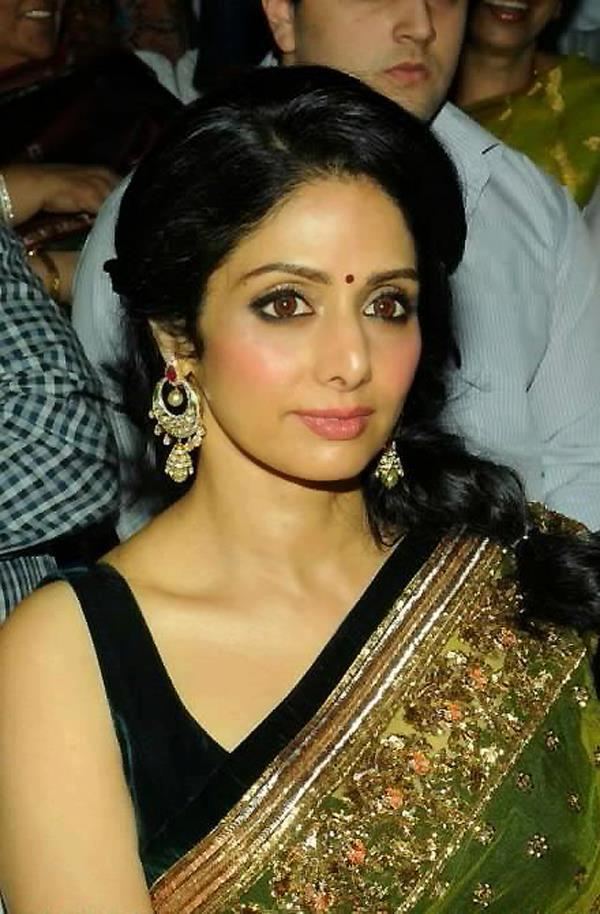Sridevi Kapoor Stunning Look Pic At The Inauguration Of The INOX Theater