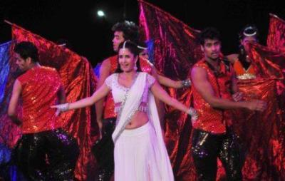 Katrina Dancing Photo Clicked At The Kabaddi World Cup Closing Ceremony