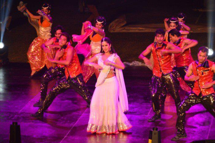 Katrina Performed A Dance At The Kabaddi World Cup Closing Ceremony