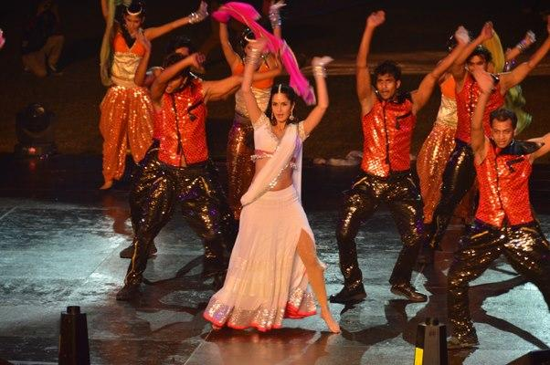 Katrina Shakes A Leg At The Kabaddi World Cup Closing Ceremony