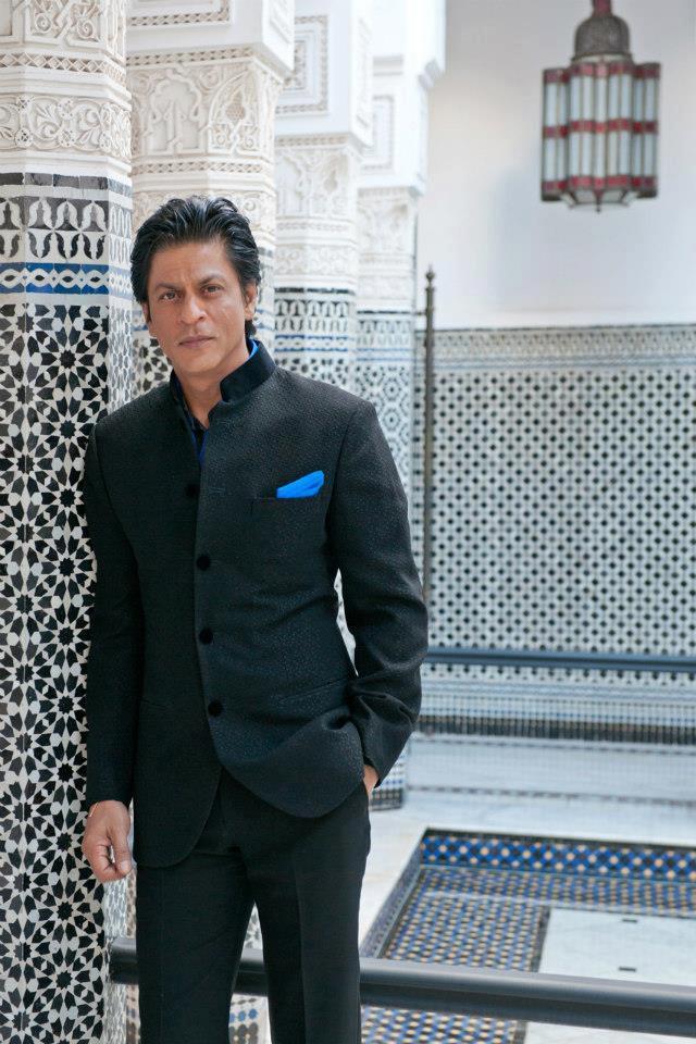 SRK Look Handsome At Marrakech International Film Festival Photo Shoot