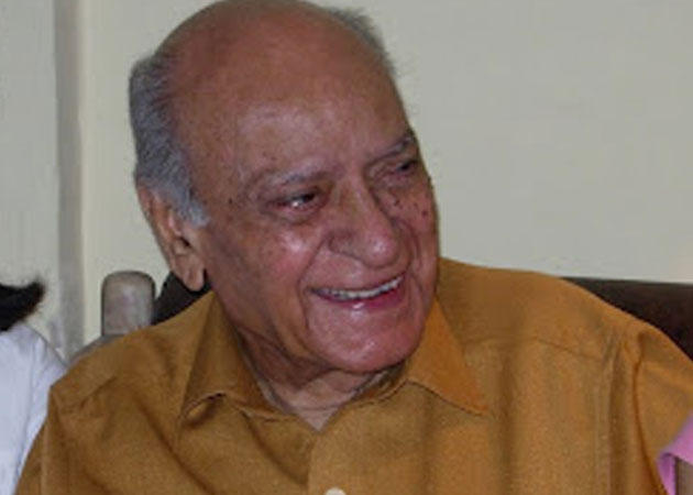 A.K Hangal Died In Mumbai On August 26, 2012