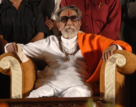 Bal Thackeray Died In Mumbai On November 17, 2012