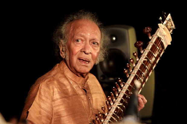 Pt Ravi Shankar Died In San Diego On December 11, 2012