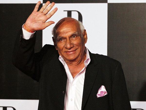 Yash Chopra Died In Mumbai On October 21, 2012