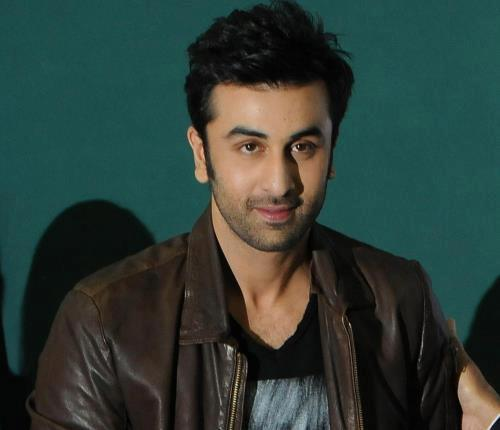Ranbir Kapoor Pose For Camera At Tata Open Championship