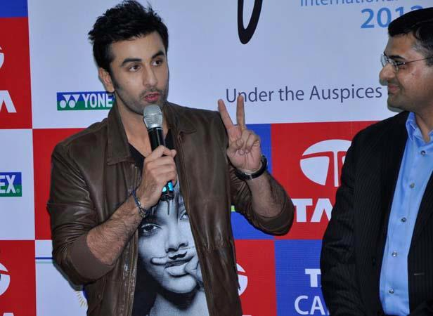 Ranbir Kapoor Speak Out Photo Clicked At Tata Open Championship