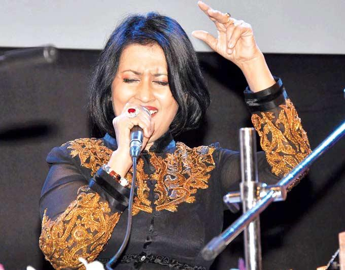 Madhushree Sings Her Heart Out At Her Ghazal Concert