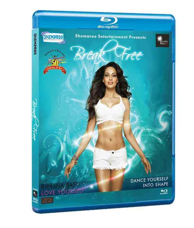 Bipasha Basu Sexy Look Photo In Her Fitness DVD Break Free