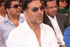 Akshay Attend The 10th Upper Crust Food And Wine Show 2012