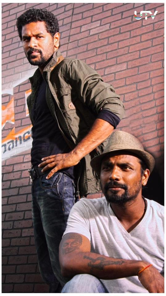 Prabhu And Remo Photo For Movie Any Body Can Dance