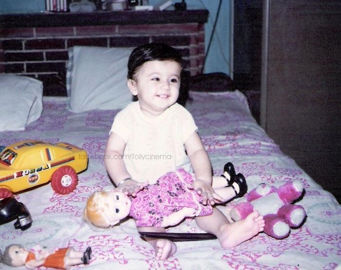 Taapsee Playing With Dolls Photo