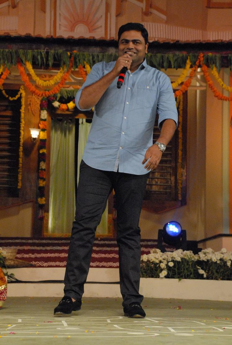 A Celeb At SVSC Audio Release Function