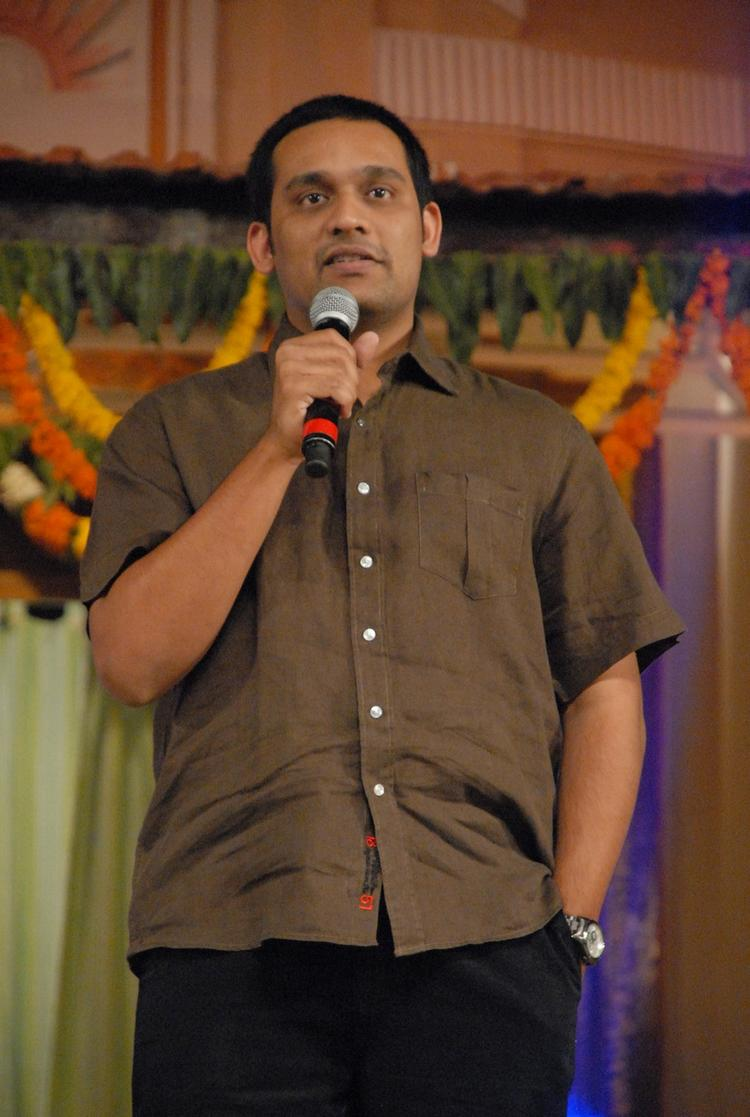 A Guest Attend The SVSC Audio Release Function