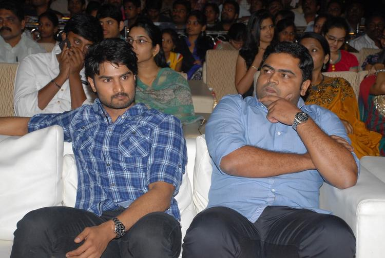 Stars During The SVSC Audio Release Function