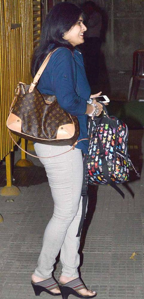 A Guest At Dabangg 2 Screening Event