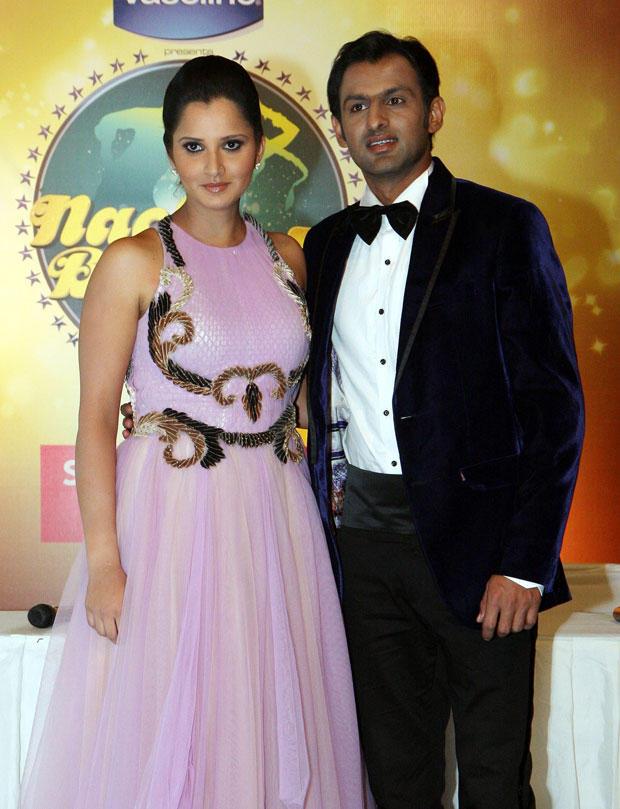 Sania Mirza With Hubby Shoaib Malik Unveiled As Special Jodi For Nach Baliye 5