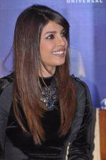 Priyanka Smiling Still At Blenders Pride Event For Promoting Her Album In My City