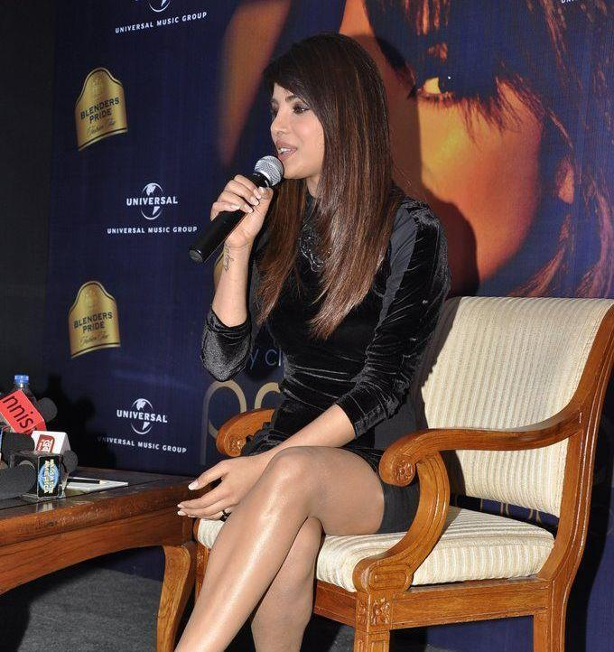 Priyanka Speaks Out At Blenders Pride Event For Promoting Her Album In My City