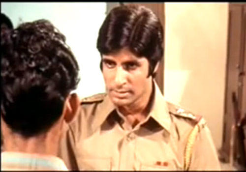 Amitabh Bachchan Angry Expression From Movie Zanjeer