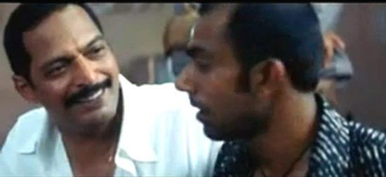 Nana Patekar Smiling Still Photo From Movie Ab Tak Chappan