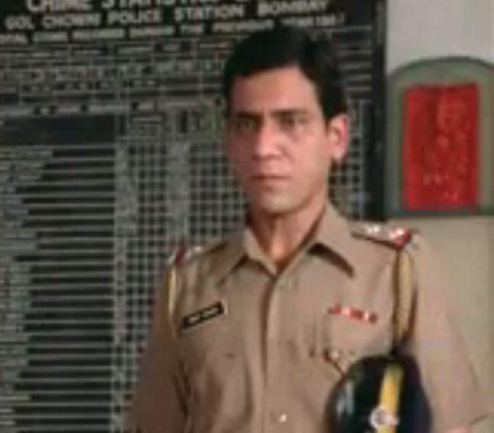 Om Puri Sub Inspector Photo From Movie Ardh Satya