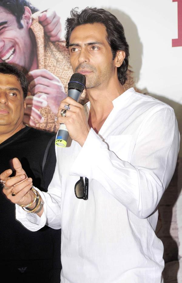 Arjun Rampal Speaks On At Kai Po Che Movie Trailor Launch