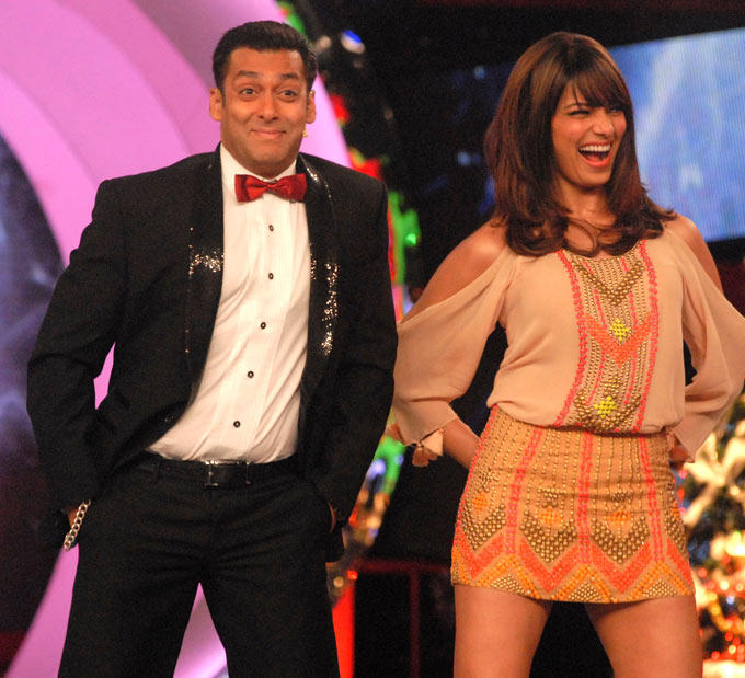 Salman And Bipasha Rocked On The Sets Of Bigg Boss 6