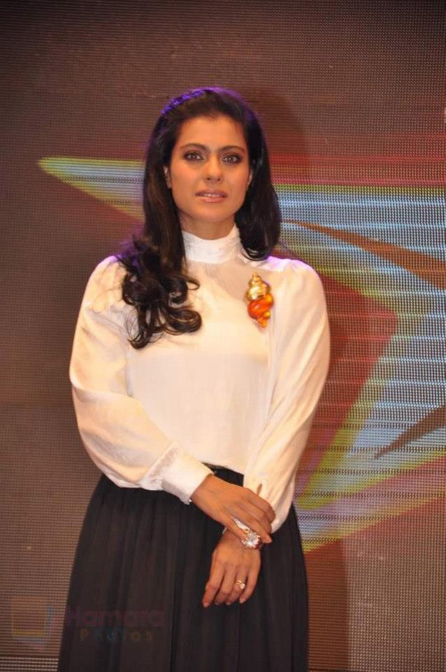 Kajol Devgn Looked Gorgeous At Star Nite 2012 Event