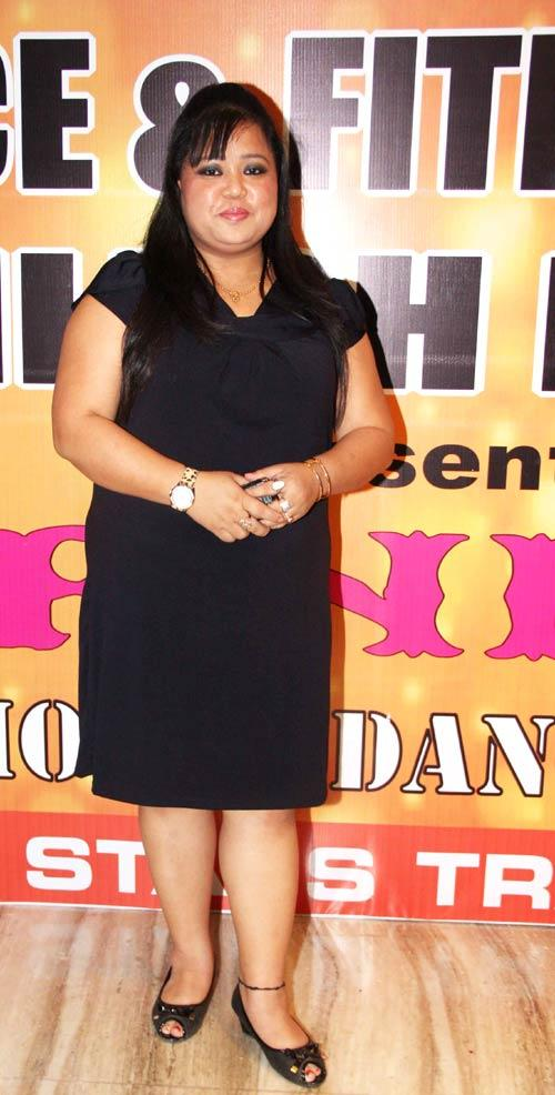 Bharti Present At Star Nite 2012 By Star Dance Academy