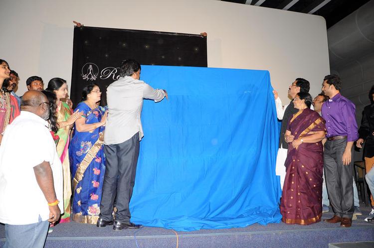 Chiranjeevi Spotted At Minugurulu Logo Launch Event