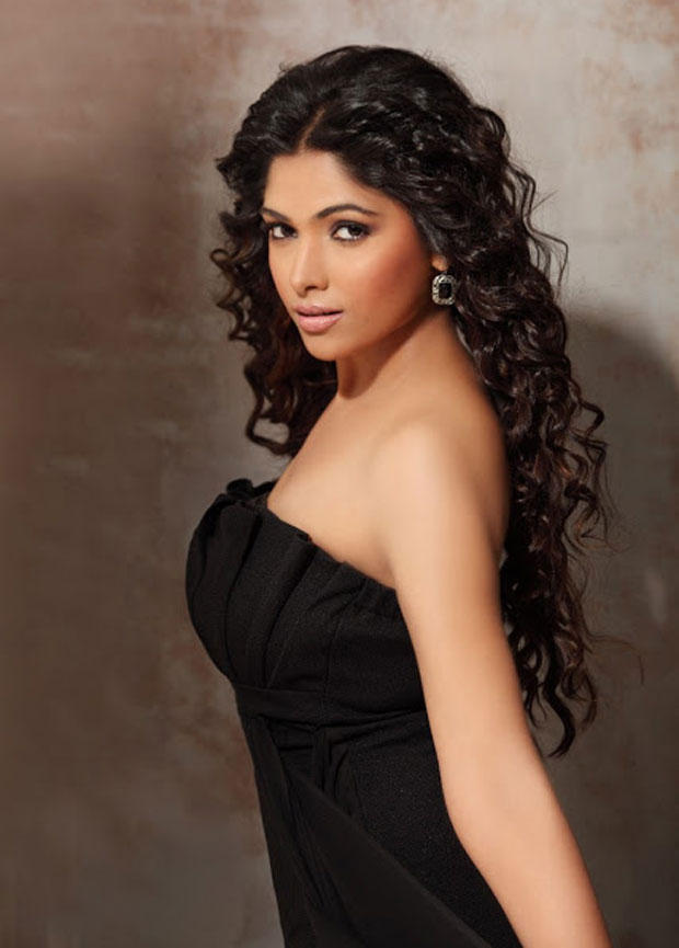 Bhanu Looked Ravishing In A Black Ensemble