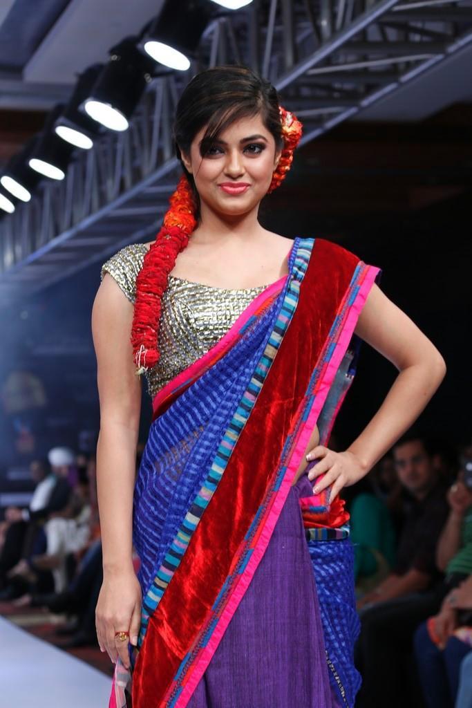 Meera Cute Look Photo At Blenders Pride Hyderabad International Fashion Week