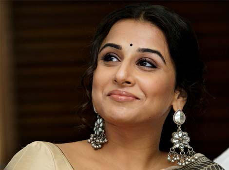 Cute Vidya Balan Beautiful Look Still