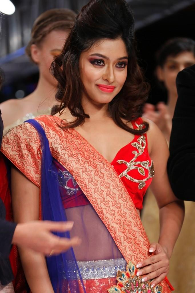 Payal Gorgeous Look At Blenders Pride Fashion Show Day 3