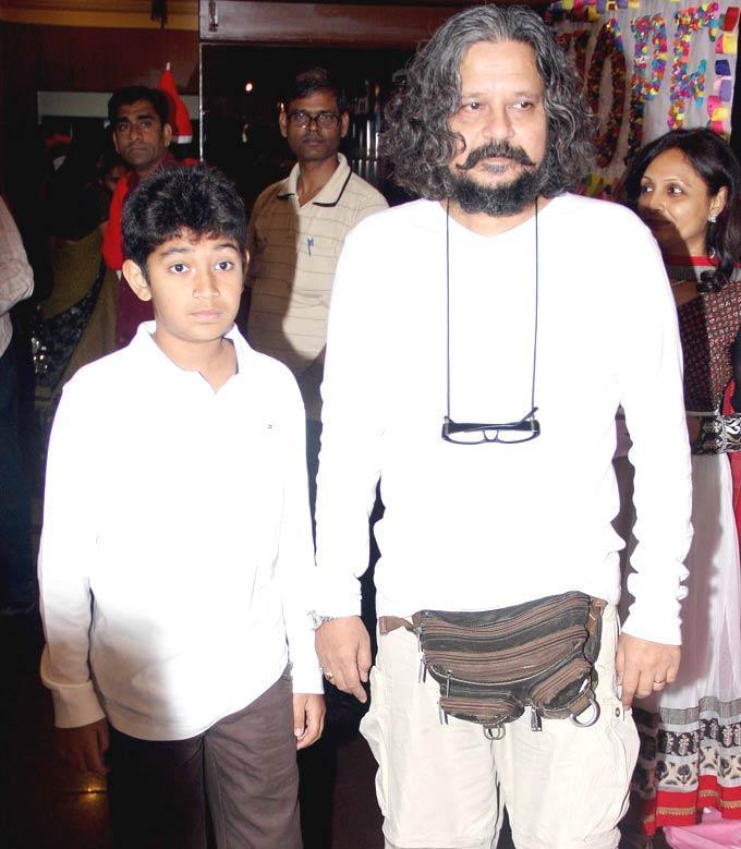 Amol Gupte Spotted At Tata Memorial Hospital