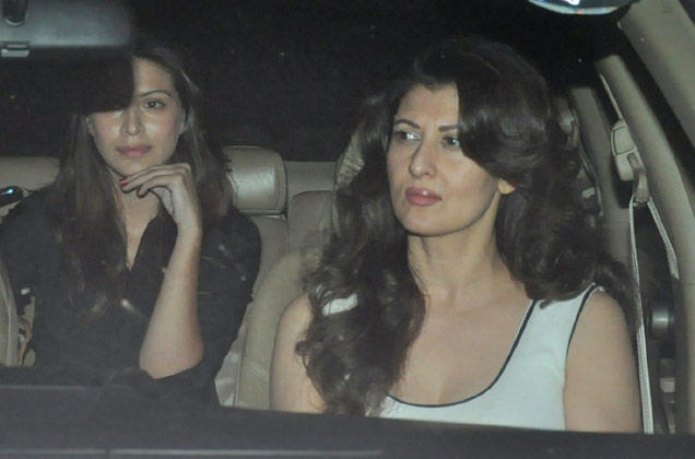 Sangeeta Bijlani Attend Salman Khan Birthday Bash