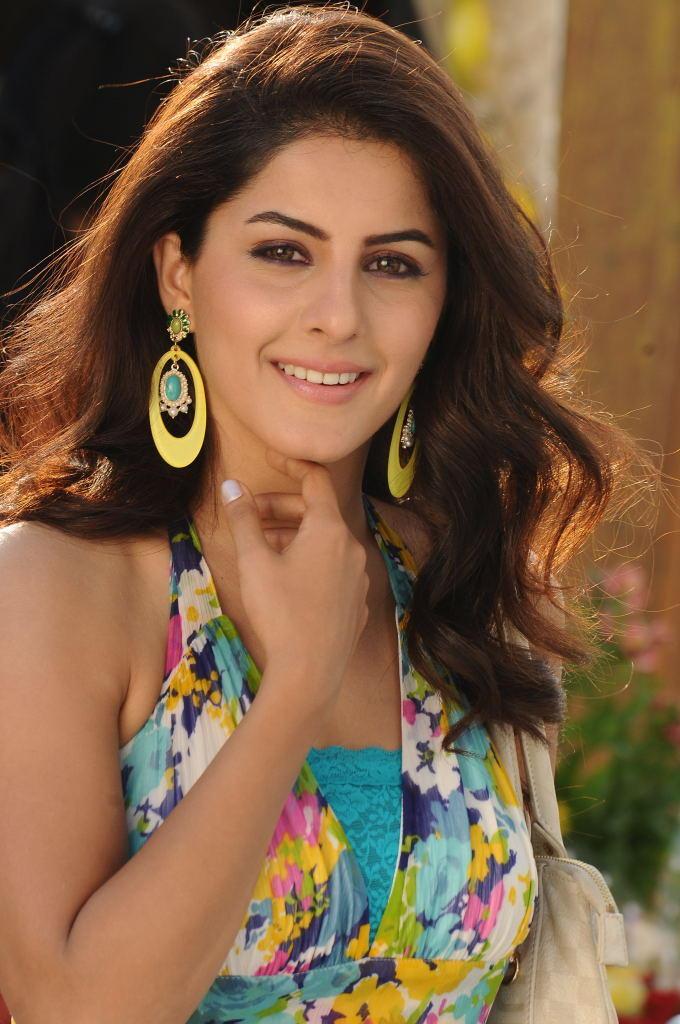Gorgeous Smiling Photo From Movie Gunde Jaari Gallantha