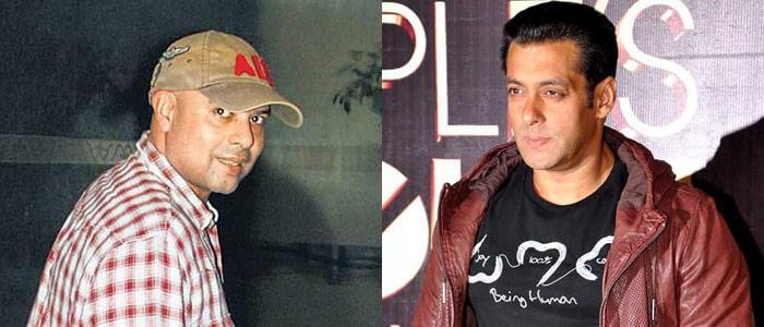 Salman Khan And Atul Agnihotri Nice Still