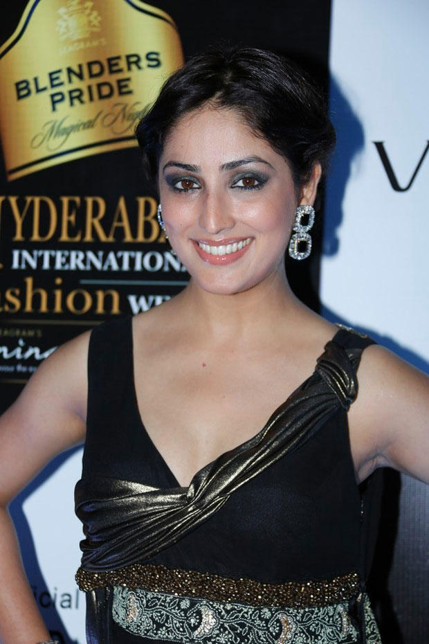 Yami Gautam At BPH International Fashion Week 2012