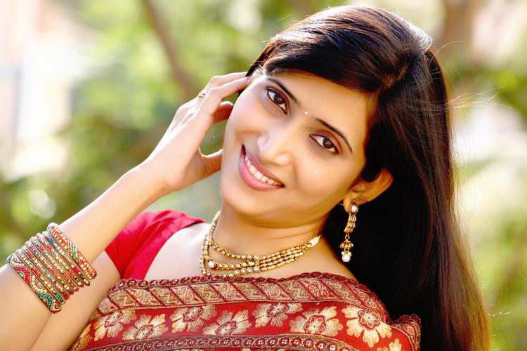 Riya Chakravarthi Beautiful Face Look Still