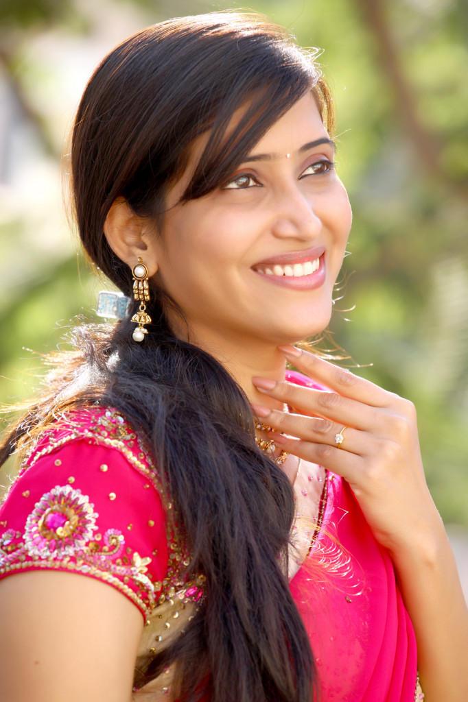 Riya Chakravarthi Cutest Smiling Photo Still