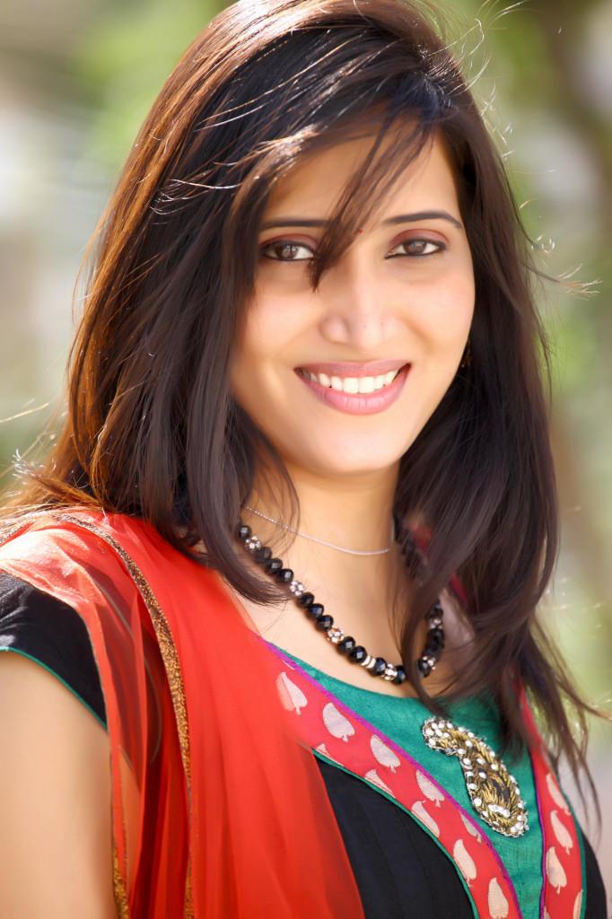 Riya Chakravarthi Exclusive Smiling Still