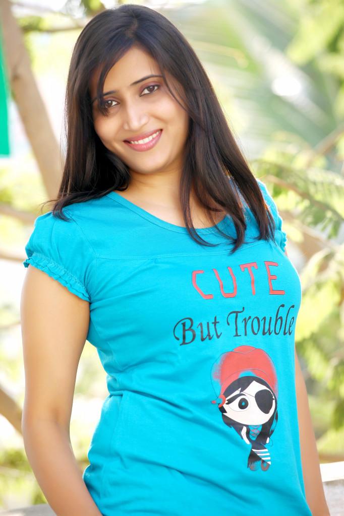 Riya Chakravarthi Hot Look Still